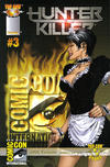 Cover for Hunter-Killer (Image, 2005 series) #3 [San Diego Comicon 2005 Exclusive Cover]