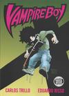 Cover for Vampire Boy (Dark Horse, 2010 series) #[1]