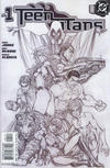 Cover for Teen Titans (DC, 2003 series) #1 [Fourth Printing]