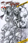 Cover Thumbnail for The Darkness/Pitt: First Look (2006 series)  [Wizard World Texas Sketch Cover]