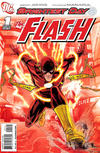 Cover Thumbnail for The Flash (2010 series) #1 [Second Printing]