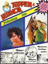 Cover for Tuppen & Lillemor (Serieforlaget / Se-Bladene / Stabenfeldt, 1985 series) #Påskealbum 1989