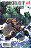 Cover for Onslaught Reborn (Marvel, 2007 series) #2 [Madureira Cover]