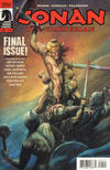 Cover for Conan the Cimmerian (Dark Horse, 2008 series) #25 / 75 [Cary Nord cover]