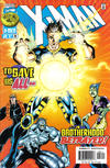 Cover for X-Man (Marvel, 1995 series) #28 [Direct Edition]