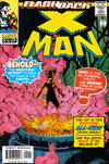Cover for X-Man (Marvel, 1995 series) #-1 [Direct Edition]