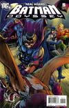 Cover for Batman: Odyssey (DC, 2010 series) #5 [Regular cover]