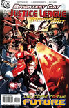 Cover for Justice League: Generation Lost (DC, 2010 series) #14 [Cover A]