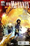 Cover for New Mutants (Marvel, 2009 series) #19