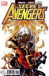 Cover for Secret Avengers (Marvel, 2010 series) #7