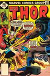Cover for Thor (Marvel, 1966 series) #270 [Whitman]
