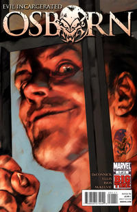 Cover Thumbnail for Osborn (Marvel, 2011 series) #1 [Direct Edition - Ben Oliver Cover]