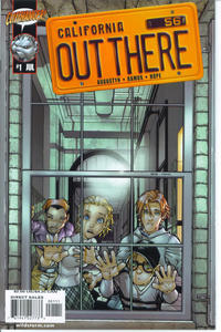 Cover Thumbnail for Out There (DC, 2001 series) #1