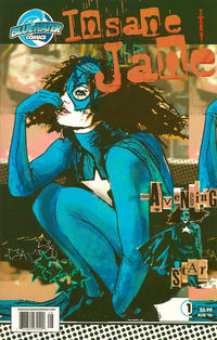 Cover Thumbnail for Insane Jane: The Avenging Star (Bluewater / Storm / Stormfront / Tidalwave, 2010 series) #1