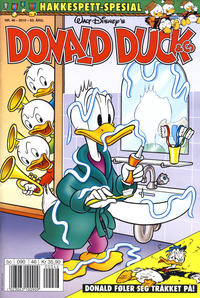 Cover Thumbnail for Donald Duck & Co (Hjemmet / Egmont, 1997 series) #46/2010