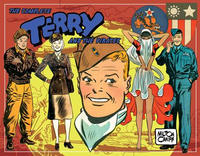 Cover Thumbnail for The Complete Terry and the Pirates (IDW, 2007 series) #5 - 1943-1944