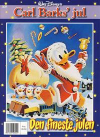 Cover Thumbnail for Carl Barks' jul (Hjemmet / Egmont, 2005 series) #[2006] [Bokhandelutgave]