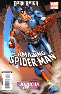 Cover Thumbnail for The Amazing Spider-Man (Marvel, 1999 series) #598 [2nd Printing Variant]