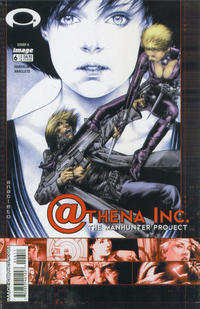 Cover Thumbnail for Athena Inc. The Manhunter Project (Image, 2002 series) #6 [Cover A]