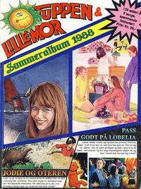Cover Thumbnail for Tuppen & Lillemor (Serieforlaget / Se-Bladene / Stabenfeldt, 1985 series) #Sommeralbum 1988