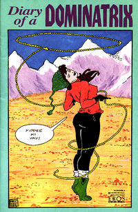 Cover Thumbnail for Diary of a Dominatrix (Fantagraphics, 1993 series) #3