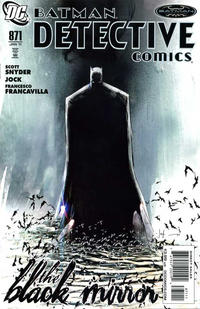 Cover Thumbnail for Detective Comics (DC, 1937 series) #871 [First Printing]