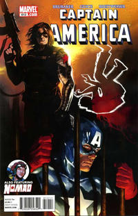 Cover Thumbnail for Captain America (Marvel, 2005 series) #612 [Direct Edition]