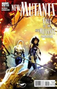 Cover Thumbnail for New Mutants (Marvel, 2009 series) #19