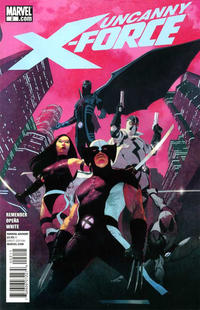 Cover Thumbnail for Uncanny X-Force (Marvel, 2010 series) #2