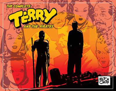 Cover for The Complete Terry and the Pirates (IDW, 2007 series) #4 - 1941-1942