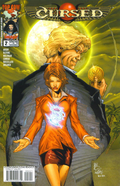 Cover for Cursed (Image, 2003 series) #2 [Regular Cover: Jim Silke]