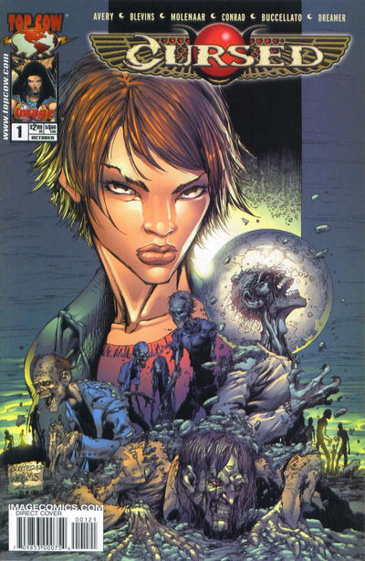 Cover for Cursed (Image, 2003 series) #1