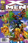 Cover for X-Men Unlimited (Marvel, 1993 series) #20 [Newsstand]