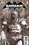 Cover Thumbnail for Batman: The Return (2011 series) #1 [David Finch Sketch Cover]