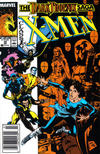 Cover for Classic X-Men (Marvel, 1986 series) #35 [Newsstand]