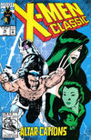 Cover for X-Men Classic (Marvel, 1990 series) #76 [Direct Edition]