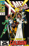 Cover for X-Men Classic (Marvel, 1990 series) #83 [Direct]