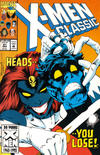 Cover for X-Men Classic (Marvel, 1990 series) #81 [Direct Edition]