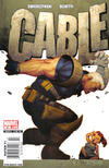 Cover for Cable (Marvel, 2008 series) #9 [Newsstand]