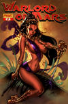 Cover for Warlord of Mars (Dynamite Entertainment, 2010 series) #2 [Cover A - J. Scott Campbell]