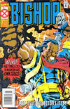 Cover for Bishop (Marvel, 1994 series) #1 [Newsstand Edition]