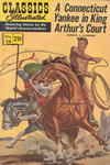 Cover Thumbnail for Classics Illustrated (1947 series) #24 [HRN 167] - A Connecticut Yankee in King Arthur's Court