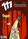 Cover for M Julealbum; M Julemix [M julehefte] (Bladkompaniet / Schibsted, 2005 series) #2010