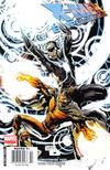 Cover Thumbnail for X-Men: Emperor Vulcan (2007 series) #5 [Newsstand Edition]