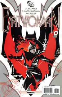 Cover Thumbnail for Batwoman (DC, 2011 series) #0