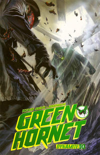 Cover Thumbnail for Green Hornet (Dynamite Entertainment, 2010 series) #10 [Cover A - Alex Ross Cover]