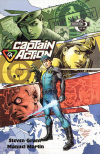 Cover Thumbnail for Captain Action Season Two (Moonstone, 2010 series) #3