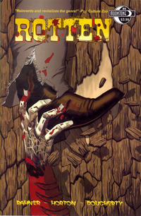 Cover Thumbnail for Rotten (Moonstone, 2009 series) #8