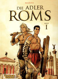 Cover Thumbnail for Die Adler Roms (Carlsen Comics [DE], 2009 series) #1