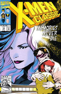 Cover Thumbnail for X-Men Classic (Marvel, 1990 series) #78 [Direct]